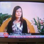 Ausschnitt aus der Fernsehreportage vom 1.12.2011
